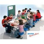 Spaceflex-tafel 16 zitplaatsen