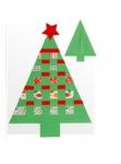 Vlecht - kerstboom